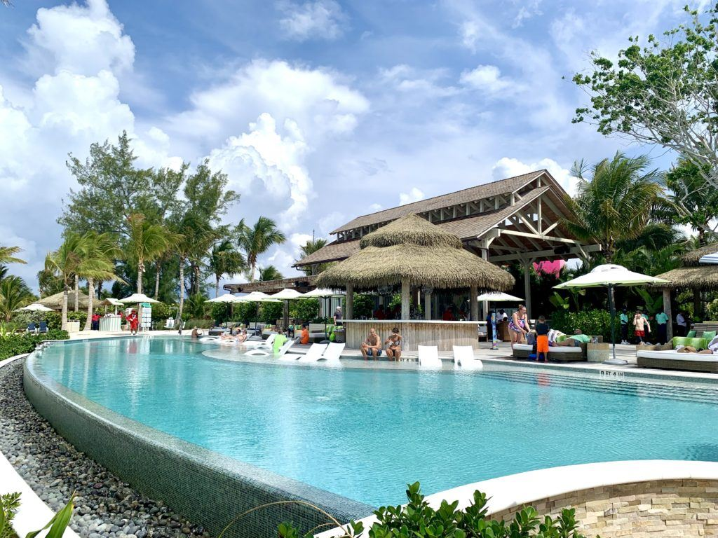 Coco Beach Club on Perfect Day at CocoCay
