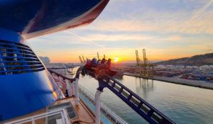 Carnival Cruise Line Celebrates National Rollercoaster Day