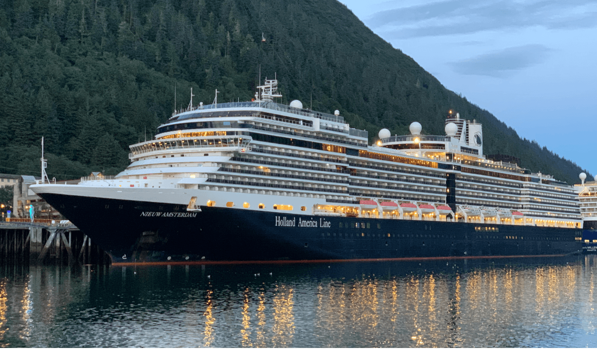 First Impressions From Our Holland America Line Cruise