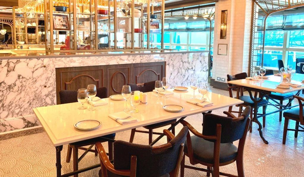 Majestic Princess Restaurant Menus and Dining Guide