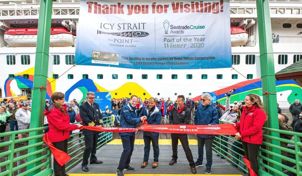Norwegian Cruise Line Officially Returns to Alaska
