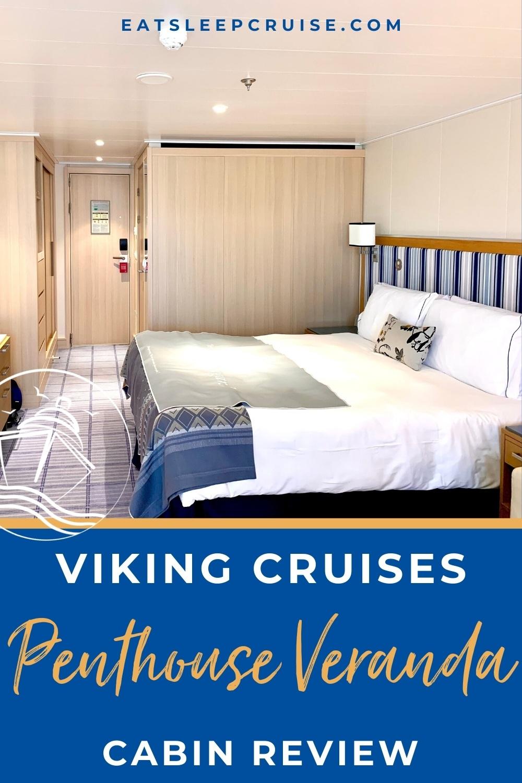 Viking Penthouse Veranda Stateroom Review