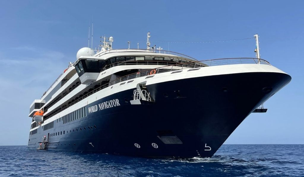 Atlas Ocean Voyages Launches First Ship