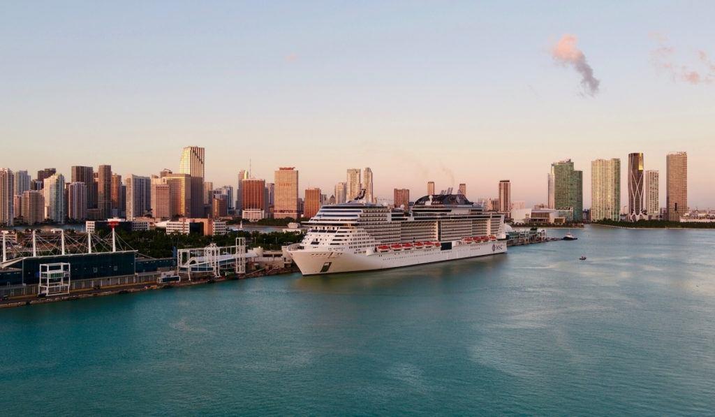MSC Meraviglia Resumes Sailing From U.S.