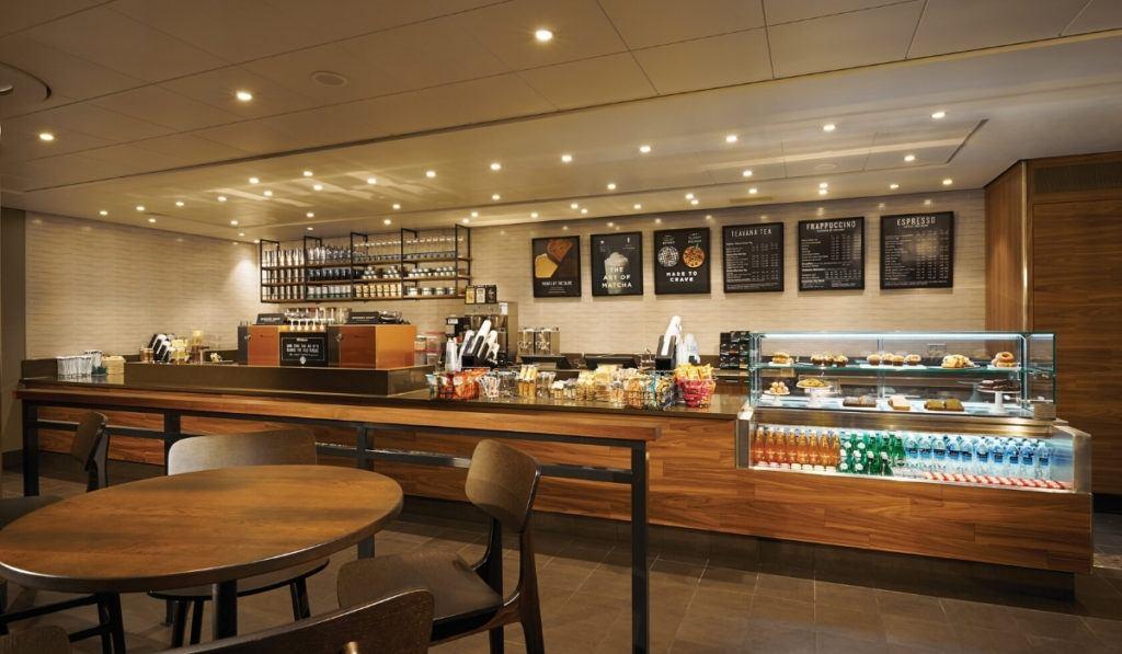 Norwegian Cruise Line Will Feature Starbucks Across Entire Fleet