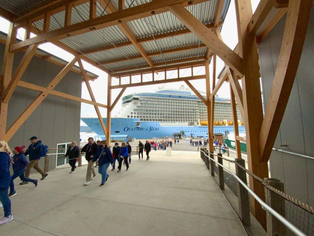 Sitka Sound Cruise Terminal