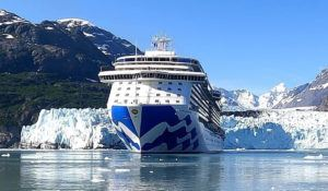 Princess Cruises Successfully Completes First Cruise Back