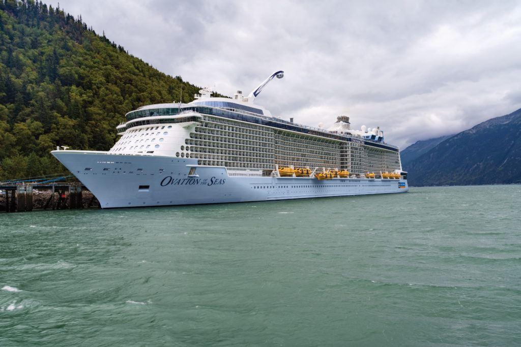 Ovation of the Seas Alaska Cruise Review