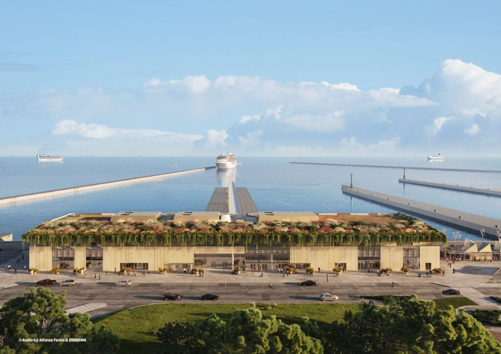 Royal Caribbean Group to Build New Cruise Terminal in Ravenna, Italy