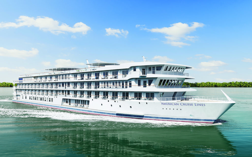 American Melody Debuts With Longest U.S. River Cruise