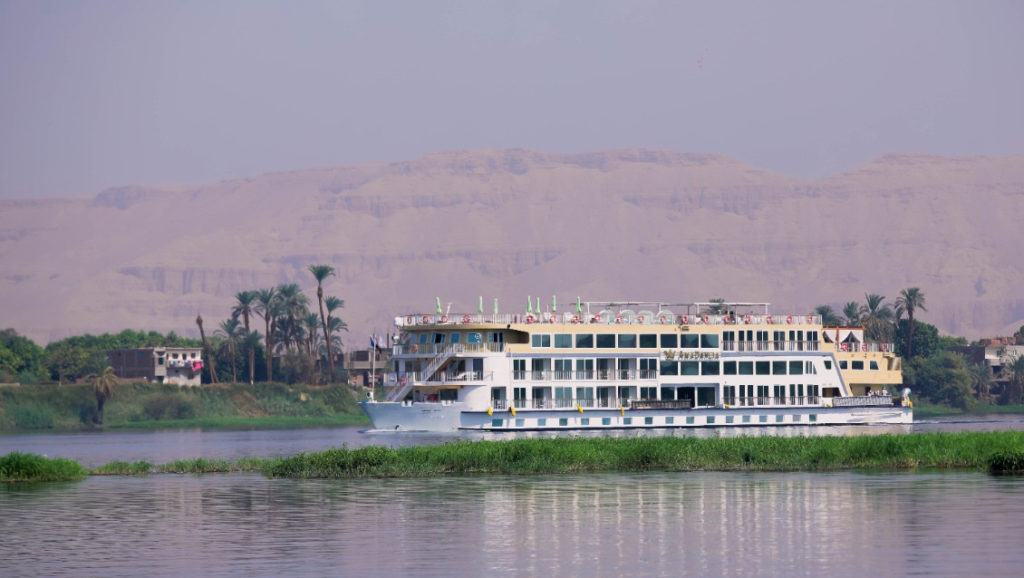 AmaWaterways Celebrates Inaugural Nile River Voyage of AmaDahlia