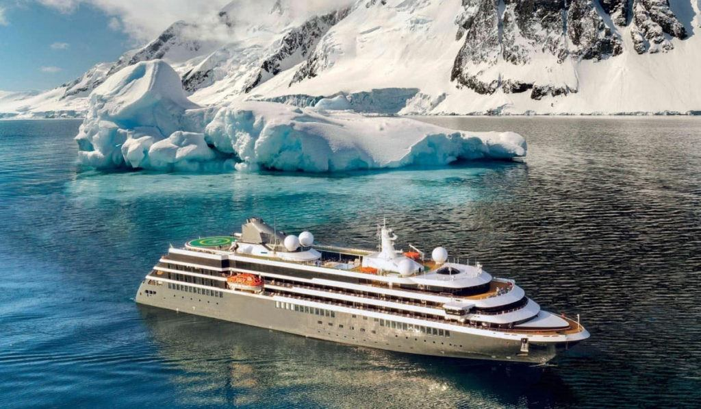 Atlas Ocean Voyages to Sail Inaugural Antarctica Season
