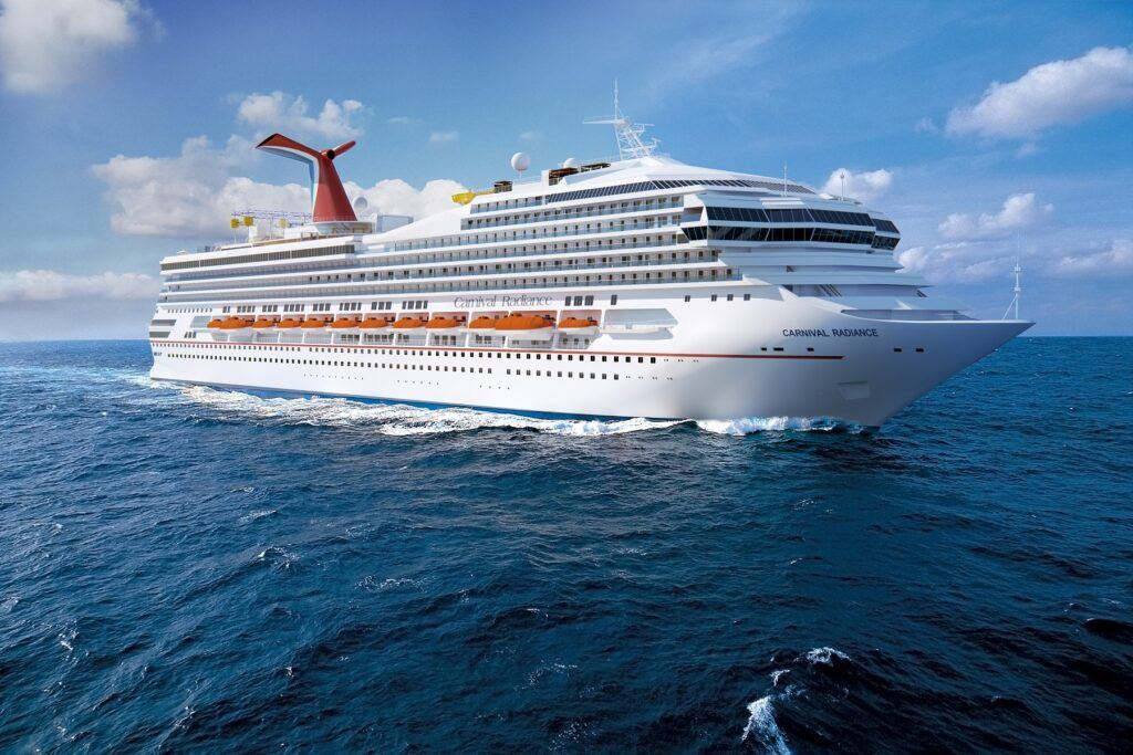 Carnival Victory Officially Renamed Carnival Radiance | Eat Sleep Cruise