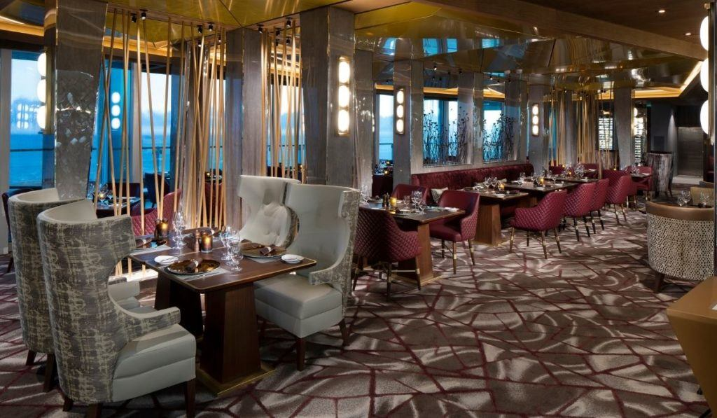 Celebrity Edge Fine Cut Steakhouse Review