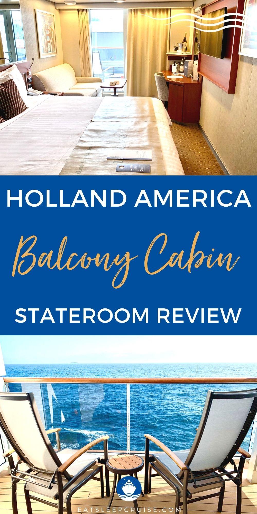 Nieuw Amsterdam Veranda Cabin Review