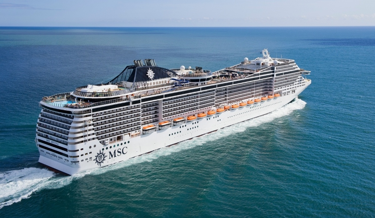 MSC Divina to Resume Cruising From Port Canaveral Next Week