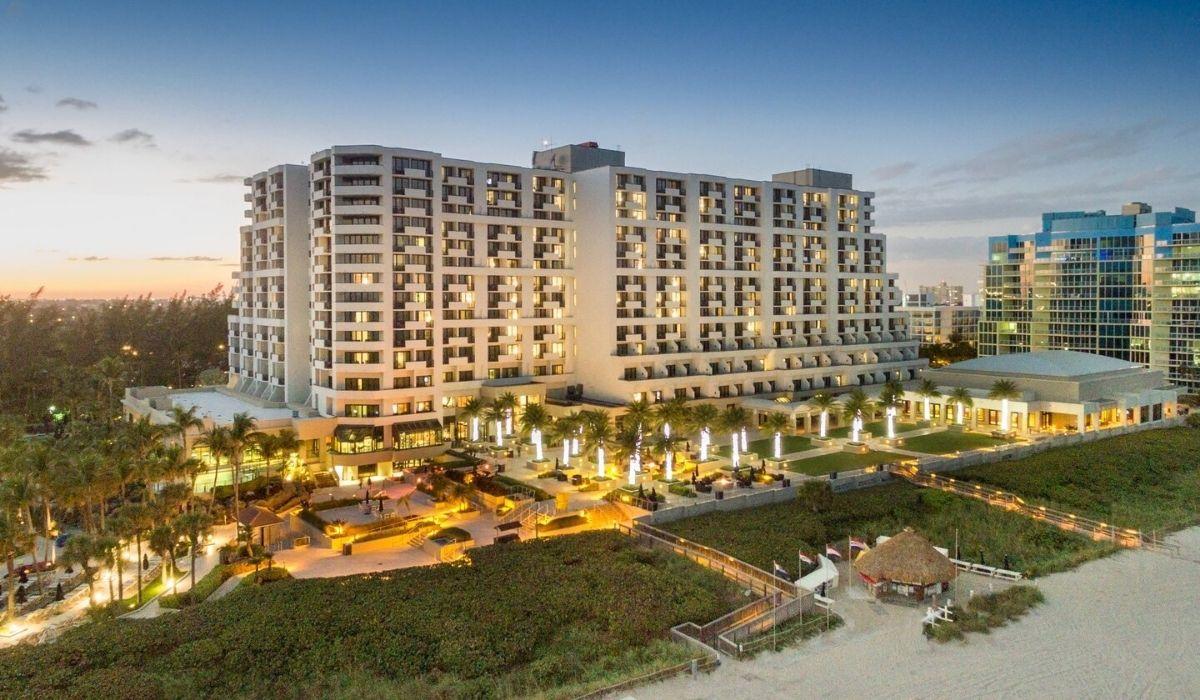 Marriott Harbor Beach Resort Hotel Review