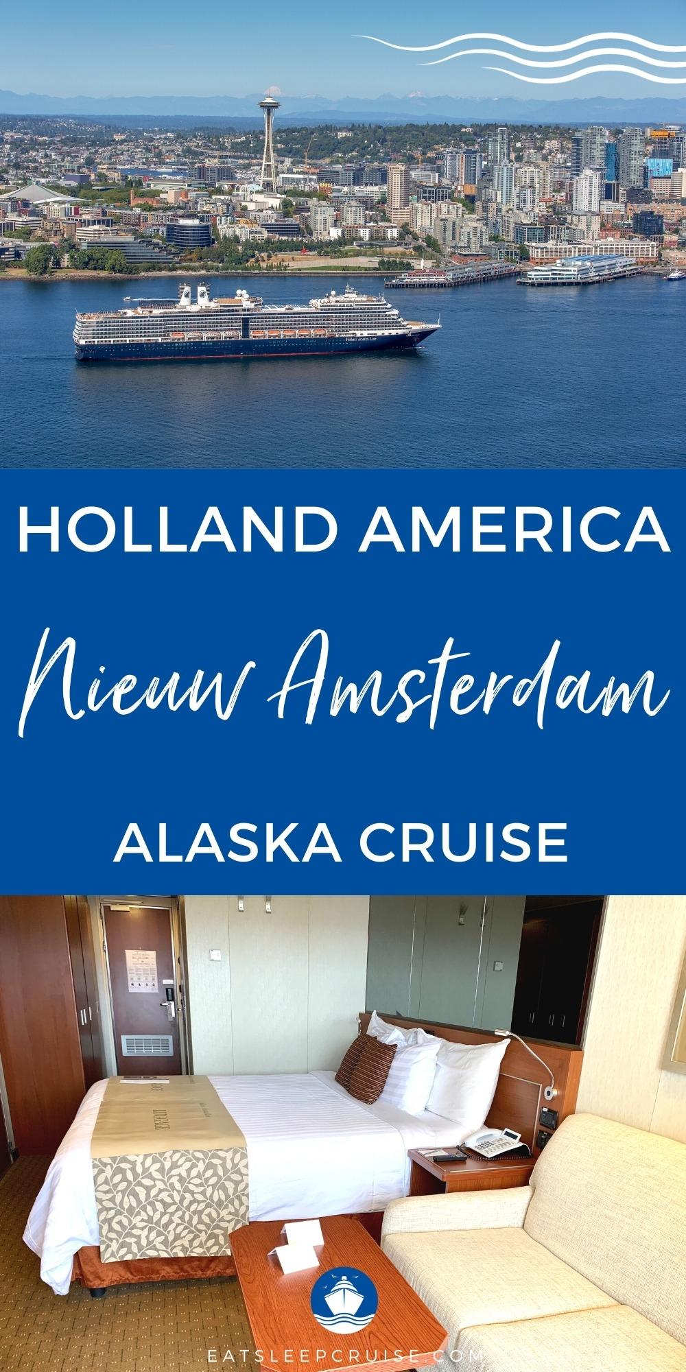 Nieuw Amsterdam Cruise Ship Review