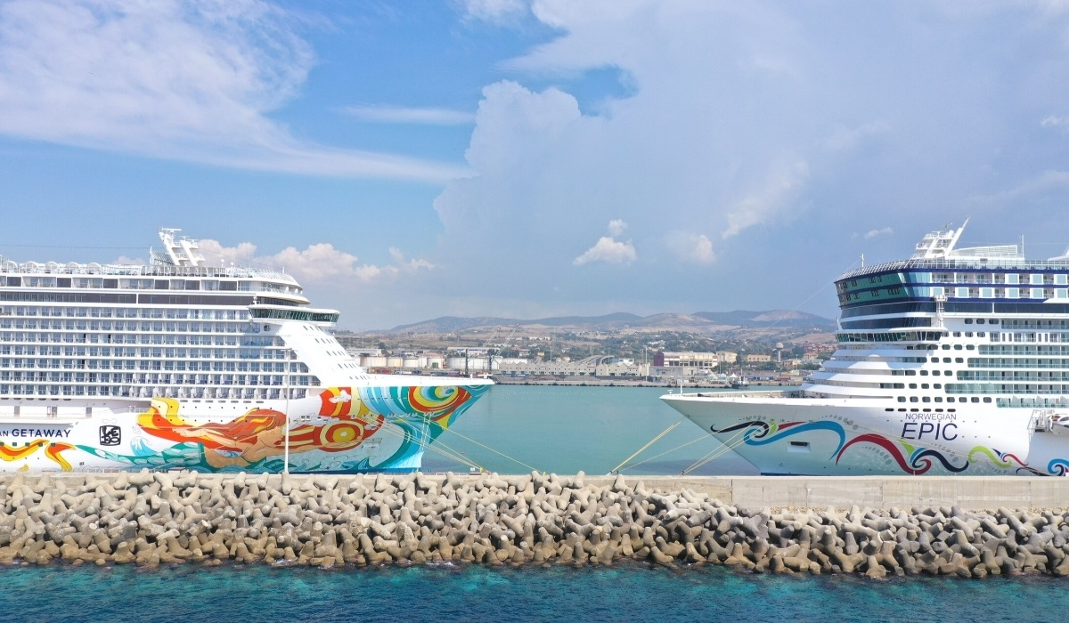 Norwegian Getaway and Norwegian Epic return to cruising in the Mediterranean, marking a third of the NCL fleet now back in operation.