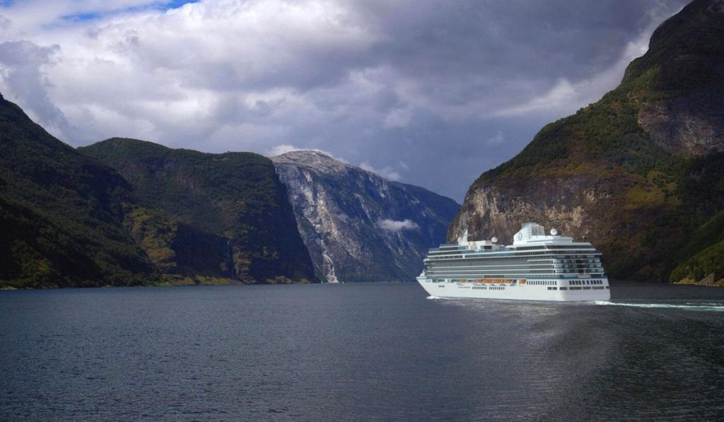 Oceania Cruises Sets a New Booking Record