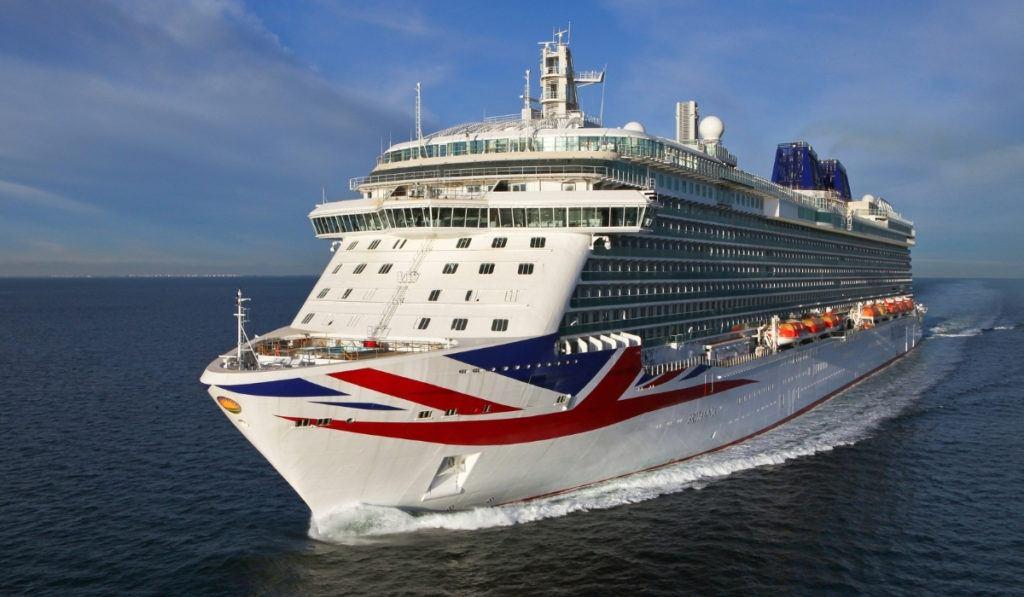 P&O Cruises Returns to Caribbean - P&O Cruises Celebrates Return to International Travel