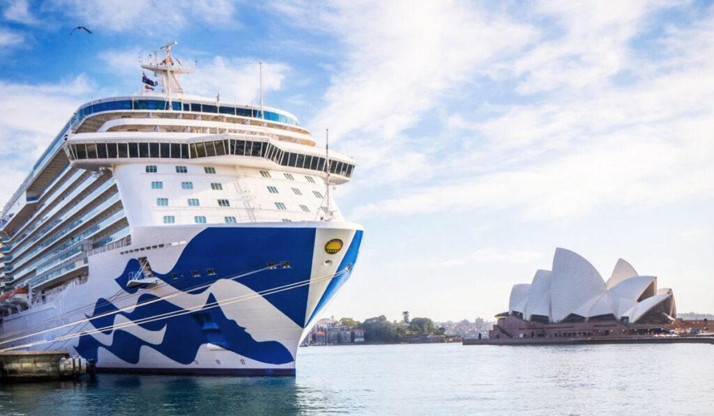 Princess Cruises Extends Cruise Pause in Australia | Eat Sleep Cruise