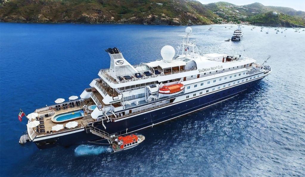 SeaDream Yacht Club Celebrates its 20th Anniversary