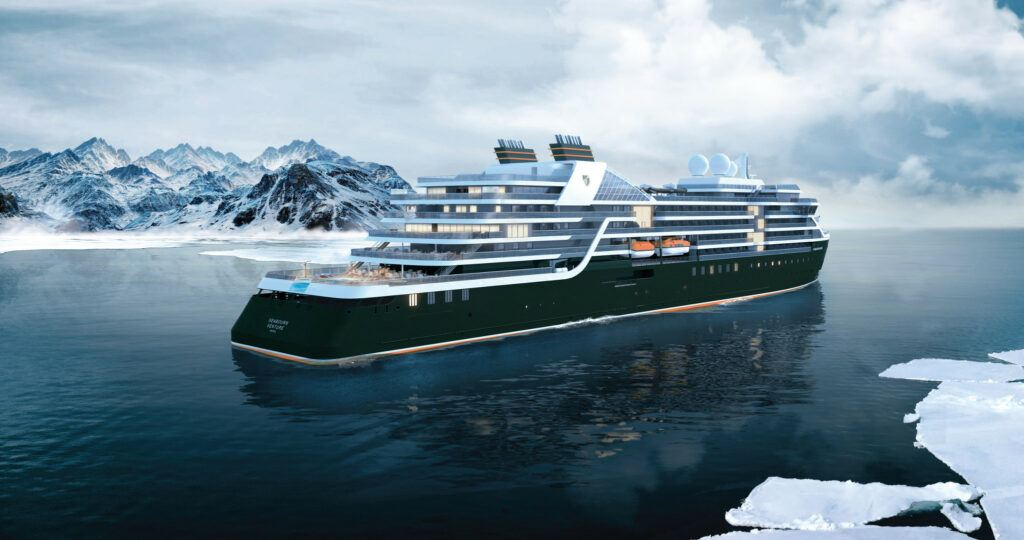 Seabourn Names New Expedition Ship | Eat Sleep Cruise