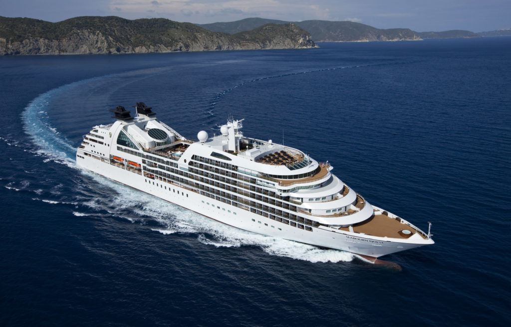 Seabourn Announces Updated Restart Date For Seabourn Quest