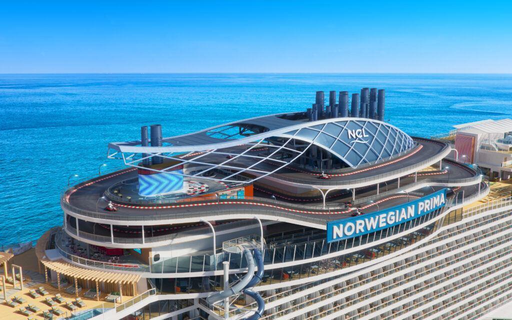 Norwegian Cruise Line Reveals New Details About Norwegian Prima