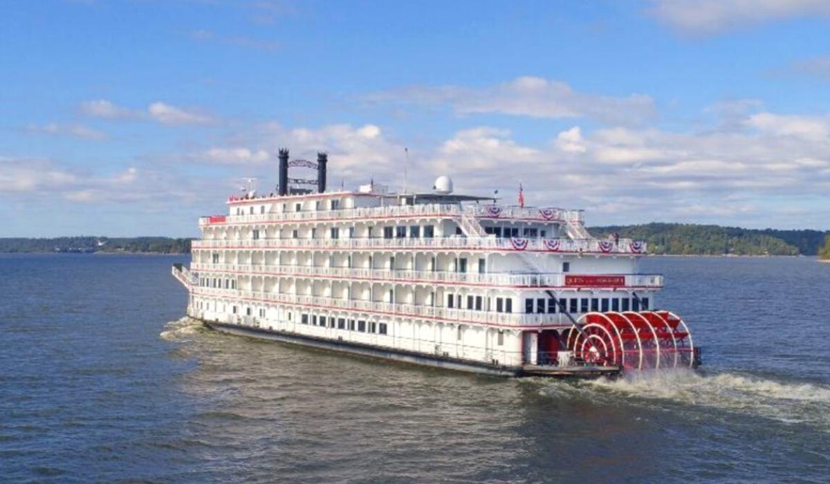 American Cruise Lines Re-Branding Paddlewheel Fleet