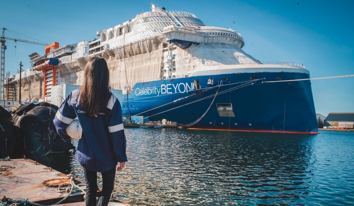 Captain Kate to Take the Helm of New Celebrity Beyond