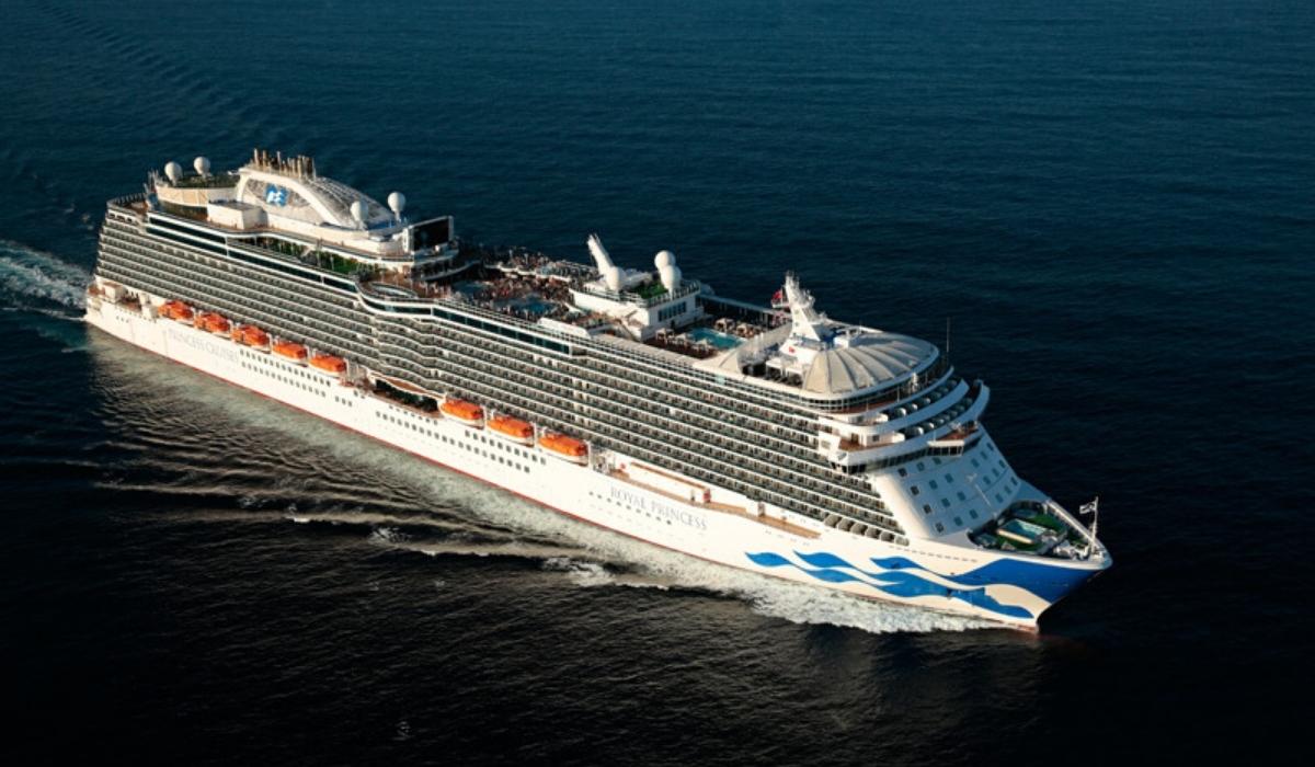 Carnival Corp Names New President of Princess Cruises