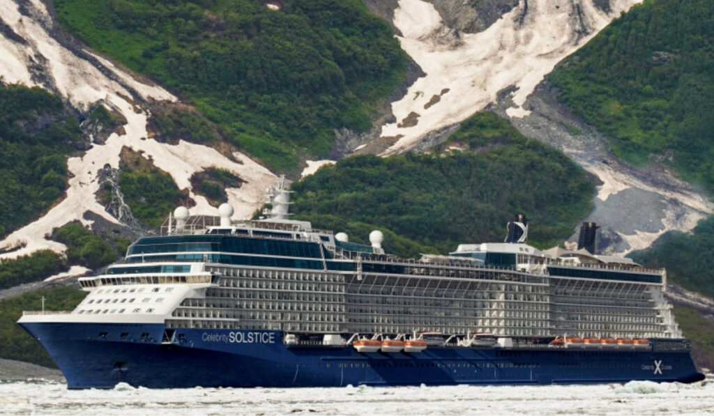 Celebrity Cruises Announces 2023 Alaska Sailings