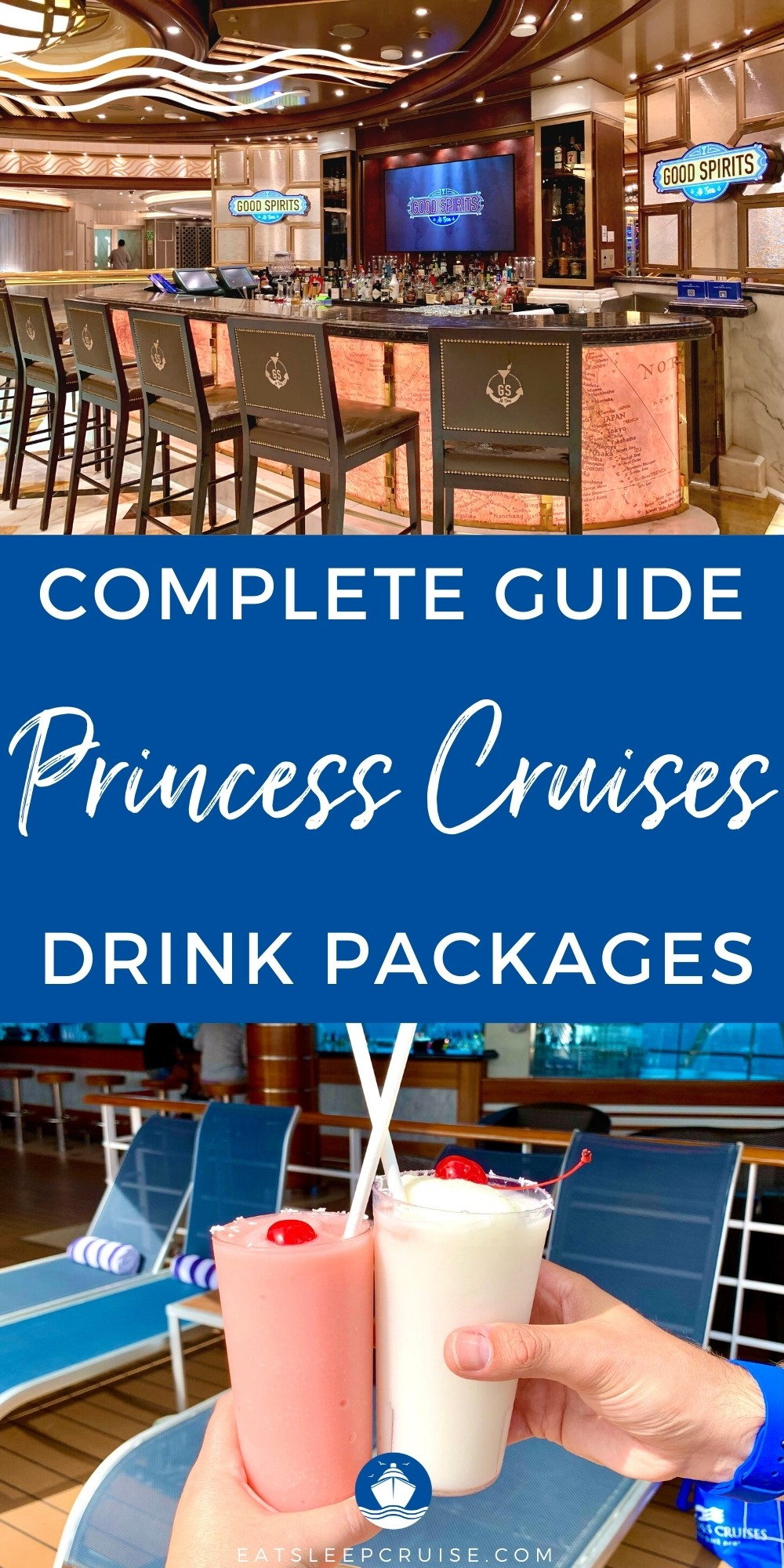Complete Guide to Princess Cruises Drink Packages