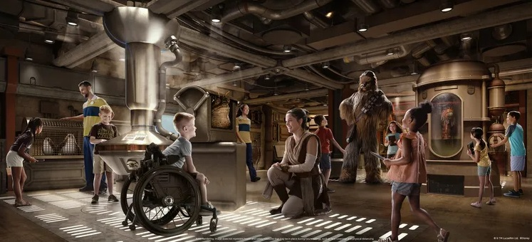 Disney Reveals New Experiences for Kids and Teens on Disney Wish