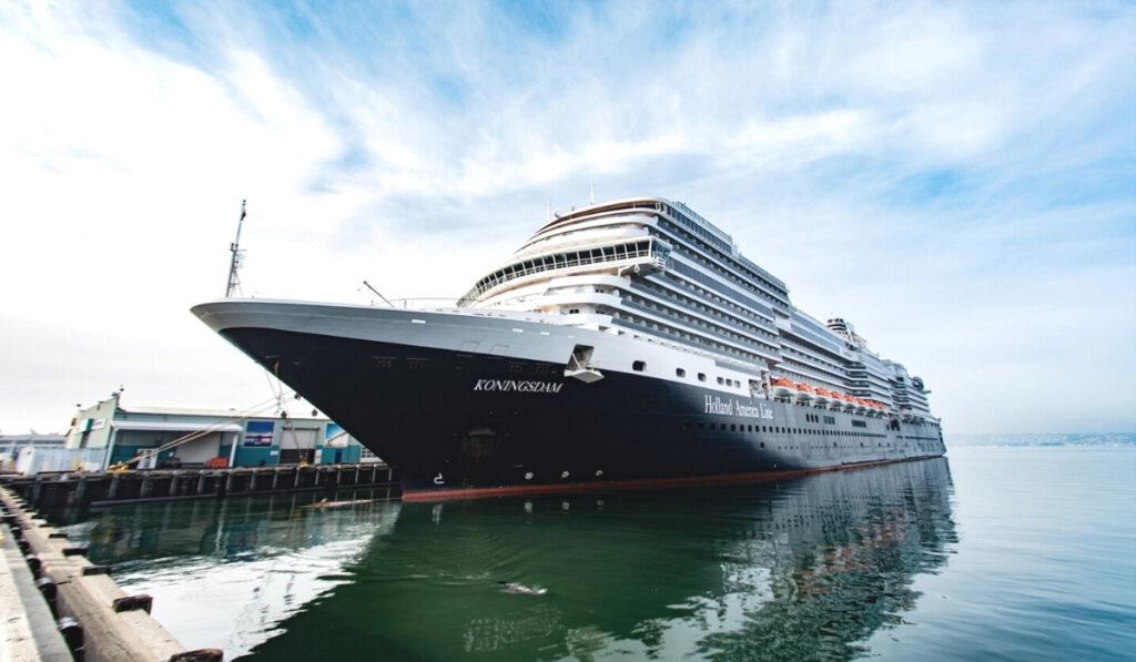 Holland America's Koningsdam Returns to Service on West Coast