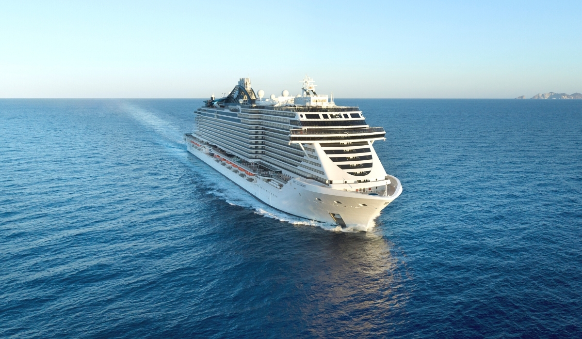 MSC Seashore's Naming Ceremony Will Take Place at Ocean Cay Marine Reserve