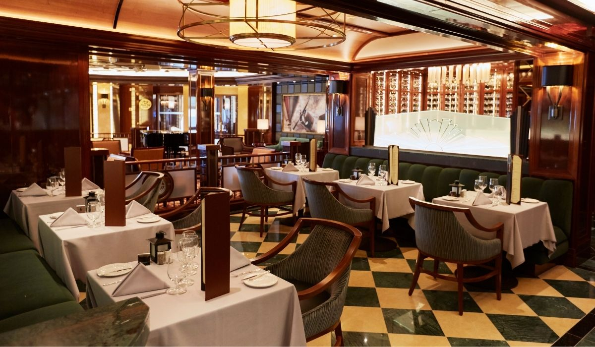 Princess Cruises Crown Grill  Review