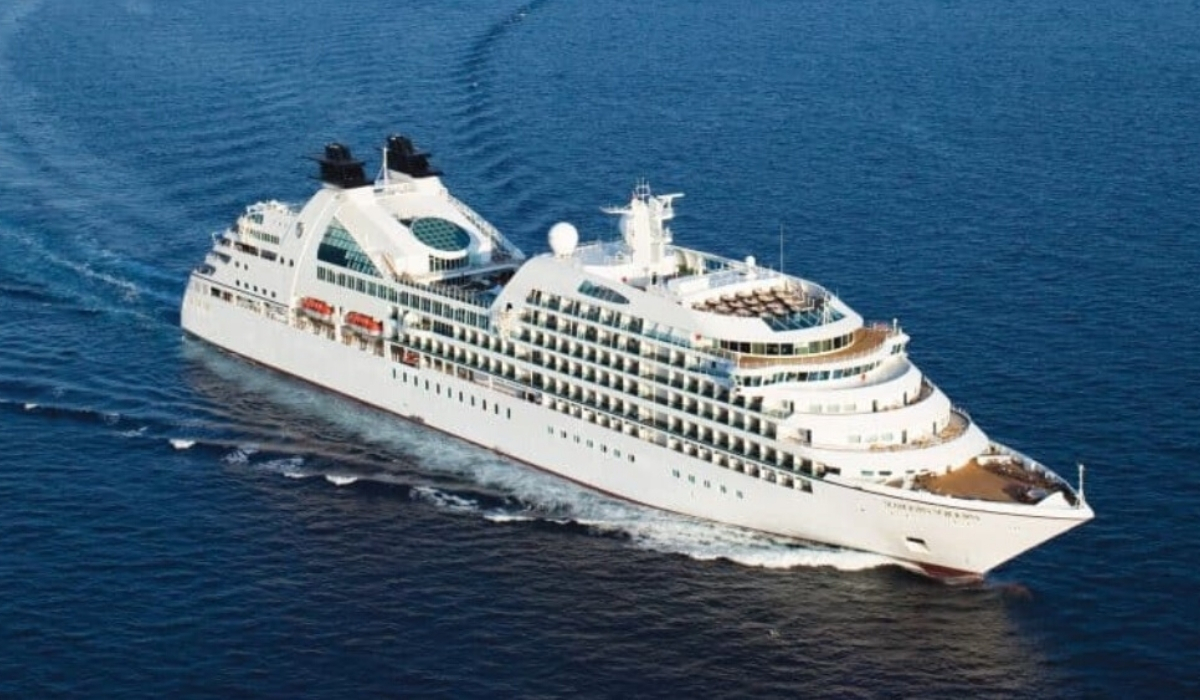 Seabourn Announces 145-Day World Cruise