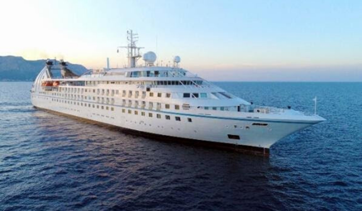 Windstar Cruises Takes Delivery of Newly Transformed Star Pride