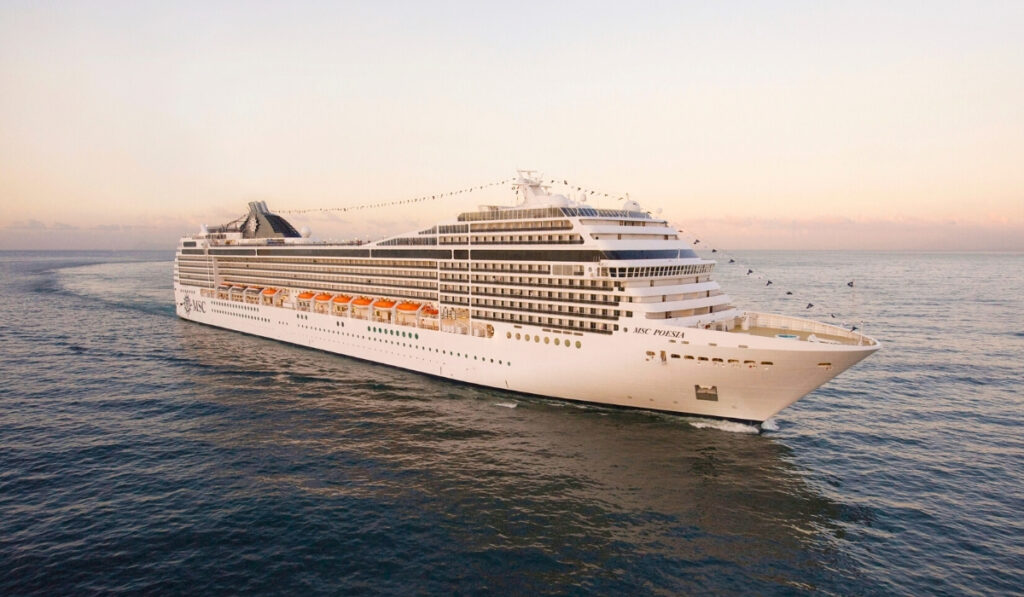 MSC Cruises Adds Second Ship for World Cruise 2023