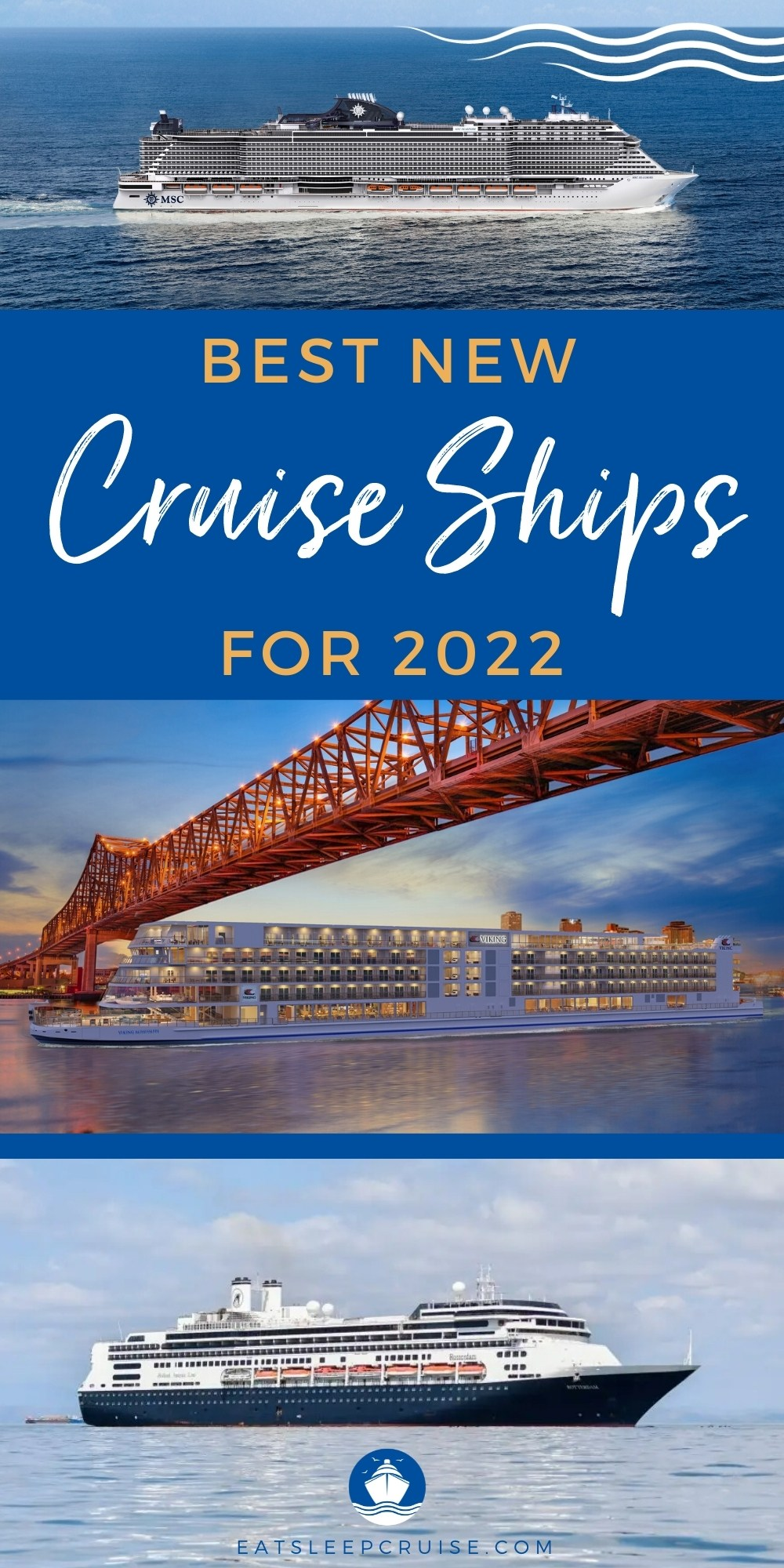 Best Cruise Ships for 2022